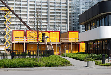 Bodegraven Holandia konstrukcje stalowe